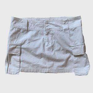 Y2K Style Mini Skirt
